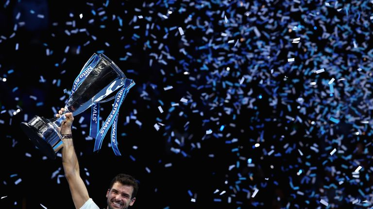 Atp Finals We Look Back At Previous Finals Played At The O2 In
