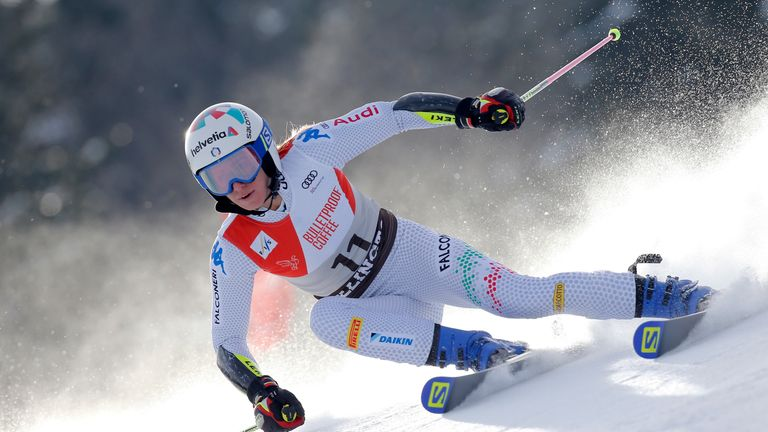 Alpine Skier Marta Bassino Reflects On World Cup In Killington Usa News News Ba News Breaking News Updates