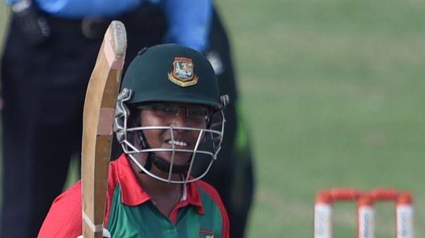 Rumana Ahmed has scored four half-centuries in ODIs for Bangladesh