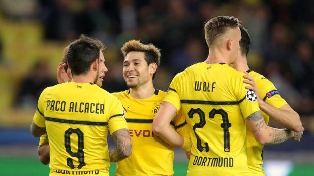 Raphael Guerreiro was left out of Dortmund's fixture against Cologne