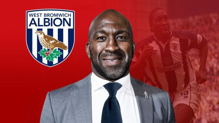 Darren Moore is tackling the top job at the club where he starred as a player