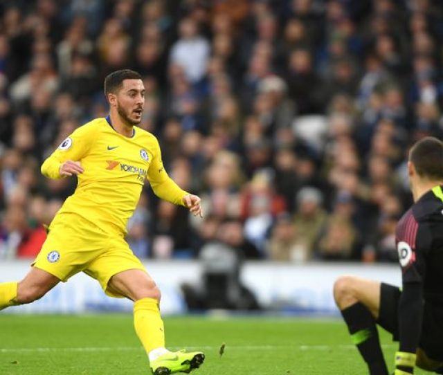 Hazard Has Scored  Goals And Added  Assists In The League This Season