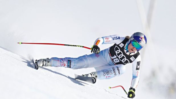 Vonn wants to return to Lake Louise, where she was won 18 titles