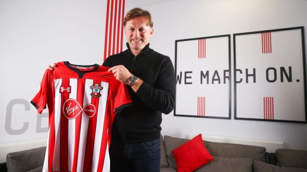 Hasenhuttl is the Premier League's first Austrian manager