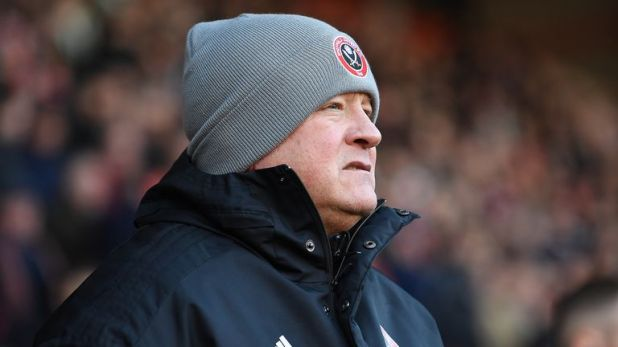 Chris Wilder could hand league debuts to Kieran Dowell and Gary Madine