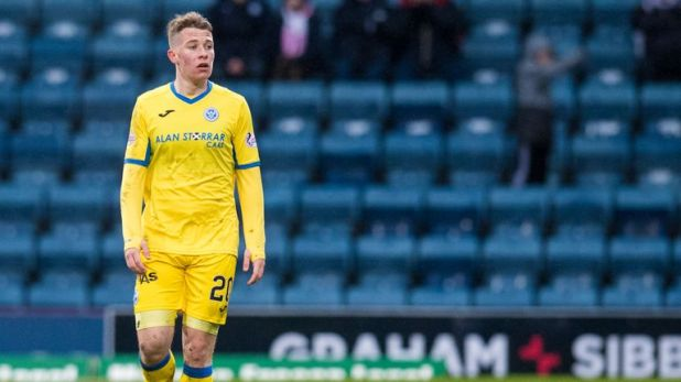 Kyle McClean has been loaned out to Linfield