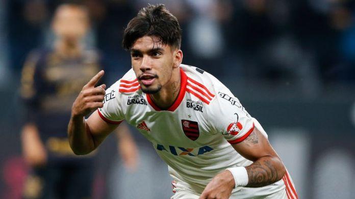 Lucas Paqueta arrived at San Siro da Flamengo for just over 31 million pounds