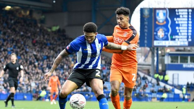 Sheffield Wednesday were held to a goalless draw by Luton