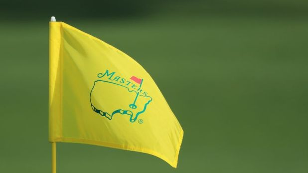 The Masters takes place at Augusta from April 11-14