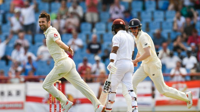 Mark Wood produced an incredible spell in St Lucia but how did Bob rate him?