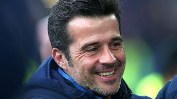 Marco Silva eased the pressure on him with a 2-0 win over Maurizio Sarri's Chelsea