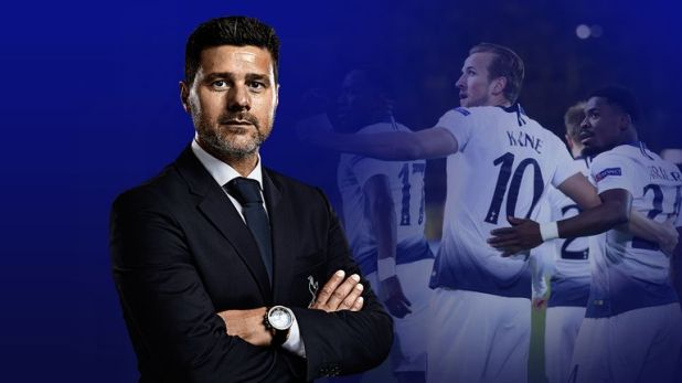 Pochettino has taken Tottenham to the Champions League quarter-finals for the first time during his reign