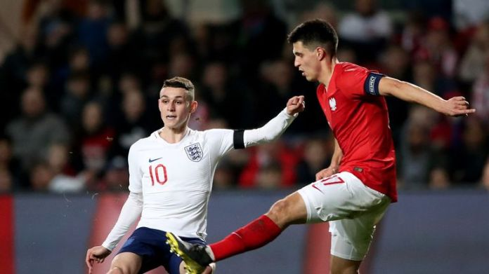 Phil Foden was noticed at Ashton Gate when he made some excellent gimmicks