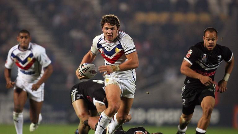 George Burgess says playing for Great Britain would be