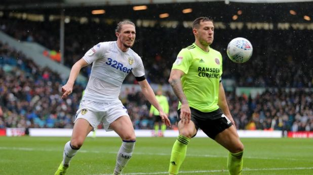 Leeds and Sheffield United would be top two according to Prutton's predictions