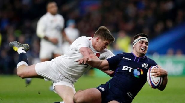 Stuart McInally returns as captain having led the side to Calcutta Cup success