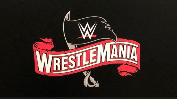 WWE have unveiled the logo for WrestleMania 36, which features a pirate-themed design