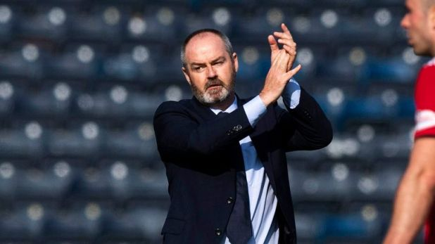 Steve Clarke was charged for comments regarding referee Steven McLean