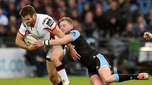 Ulster were halted by Glasgow at the semi-final stage of the PRO12 in 2015