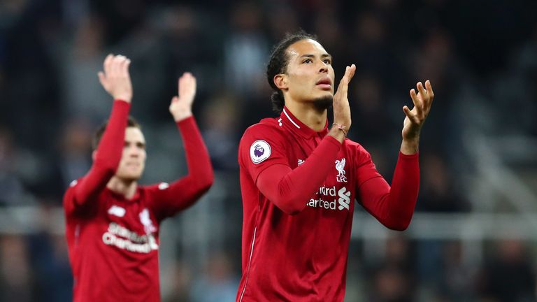 Virgil van Dijk, Lionel Messi, Cristiano Ronaldo nominated for UEFA Player  of the Year award | Football News | Sky Sports