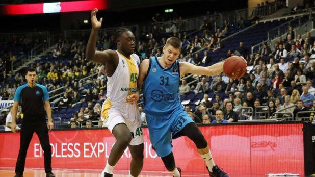 Sekou Doumbouya in action for Limoges
