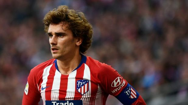 Atletico claim Barcelona agreed a deal with Griezmann before his release clause dropped