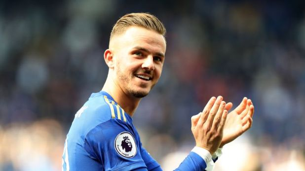 Maddison played 38 games for Leicester in his maiden Premier League campaign