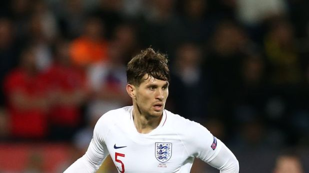 Stones made high-profile errors for England in the UEFA Nations League finals this summer