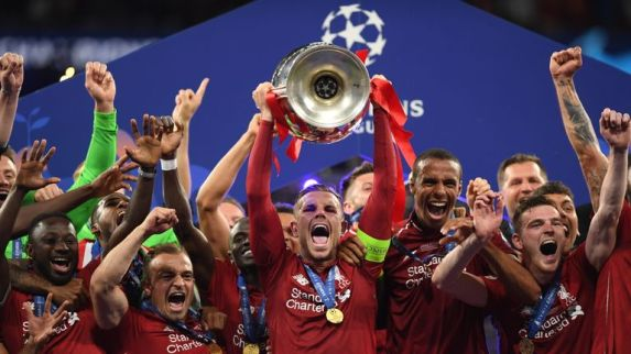 Liverpool beat Tottenham 2-0 as they were crowned champions of Europe for the sixth time