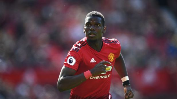 Paul Pogba spoke this week about the chance to take on a new challenge