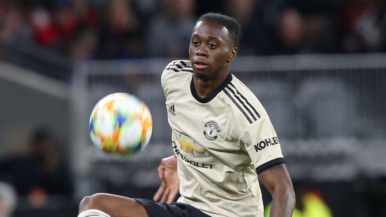 Aaron Wan-Bissaka has impressed for Man United in pre-season