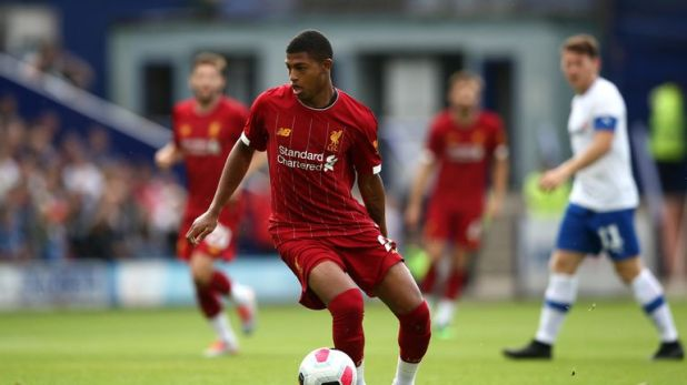 Brewster impressed for Liverpool at Tranmere, but not just for his goals