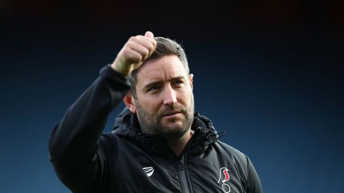 Lee Johnson led Bristol City to an eighth-place finish last season