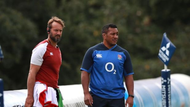 Vunipola was injured in Saracens' Champions Cup final win over Leinster