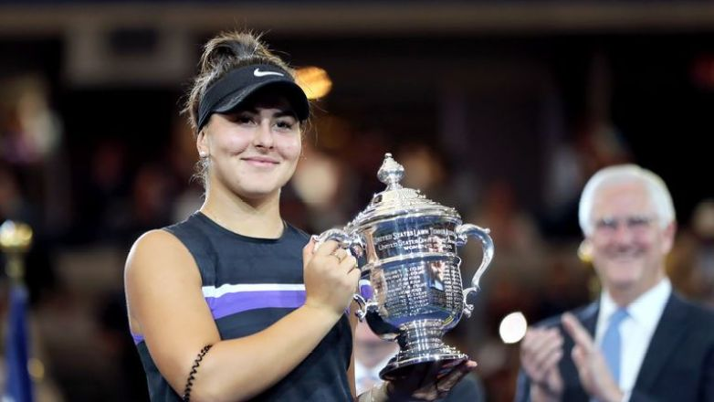Image result for Bianca Andreescu