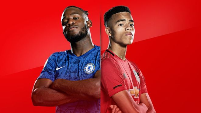 Chelsea host Manchester United in the Carabao Cup fourth round on Wednesday