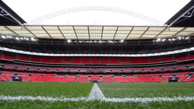 The final of the 2030 World Cup would be staged at London's Wembley Stadium