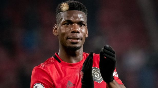 Paul Pogba is being linked with a summer move to either Real Madrid or Juventus