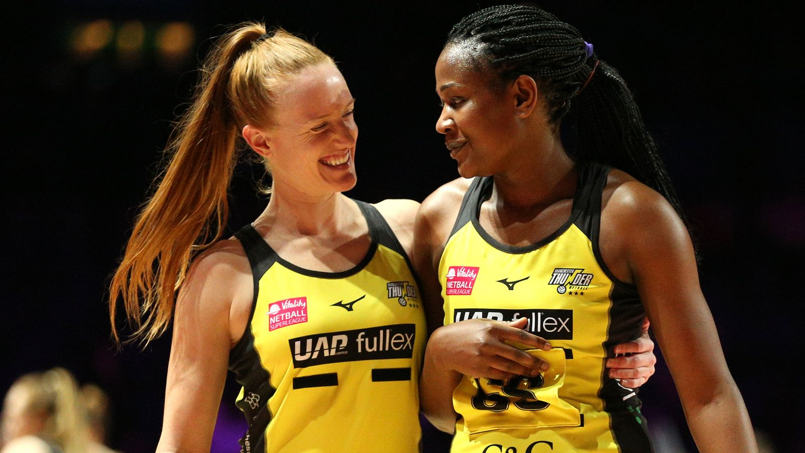 Photo of Tamsin Greenway: Vitality Netball Superleague has the opportunity to develop during the game break