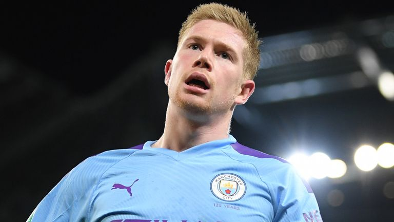 Kevin De Bruyne is regularly considered one of the best players in the Premier League