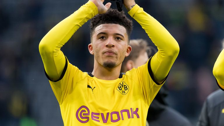 Juan Mata hails Jadon Sancho a 'great player' amid Manchester ...