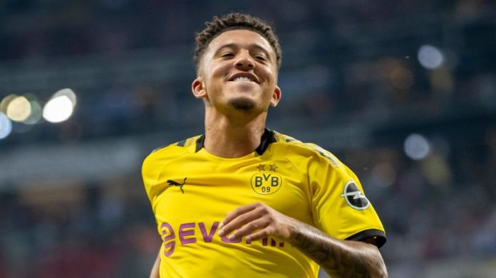 Fees between Manchester United and Borussia Dortmund and personal terms with Jadon Sancho have yet to be agreed