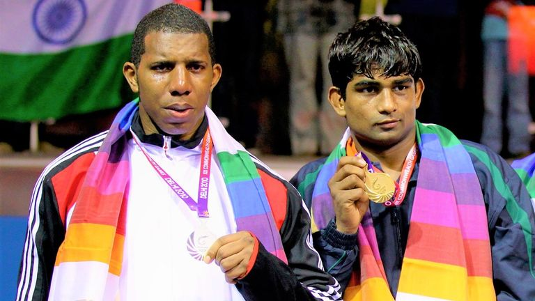 Haqq remains one of the few boxing medallists from Trinidad and Tobago