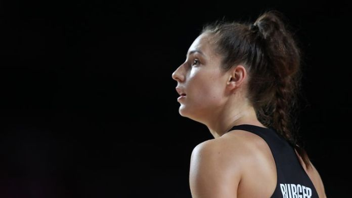 Karin Burger won the Netball World Cup within one year of her Silver Ferns debut