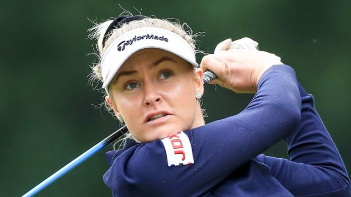 Charley Hull pursues first major victory at AIG Women's Open