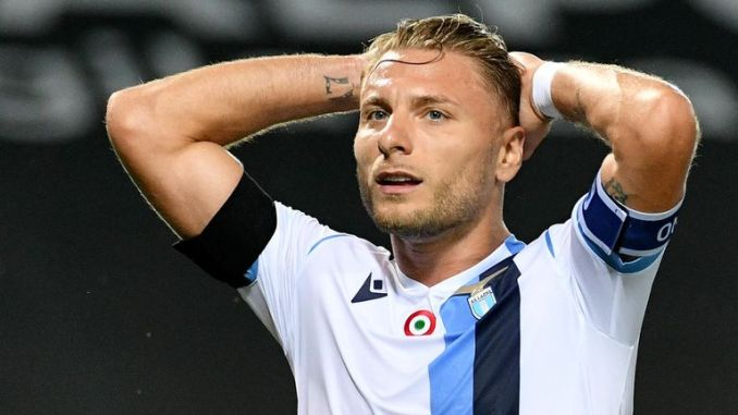Serie A: Lazio hand Juventus four-point lead at Serie A summit with defeat at Atalanta