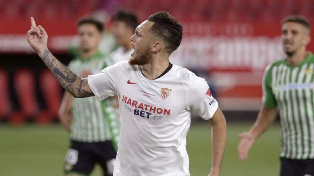 Sevilla 2 - 0 Real Betis - Match Report & Highlights