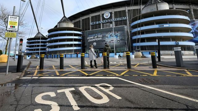 Manchester City appealed against a two-year European ban to CAS