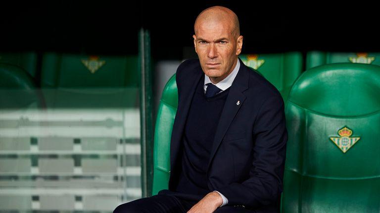 Zinedine Zidane ha utilizado con moderación a Rodríguez pero este último ha insistido en que no tiene problemas con el técnico
