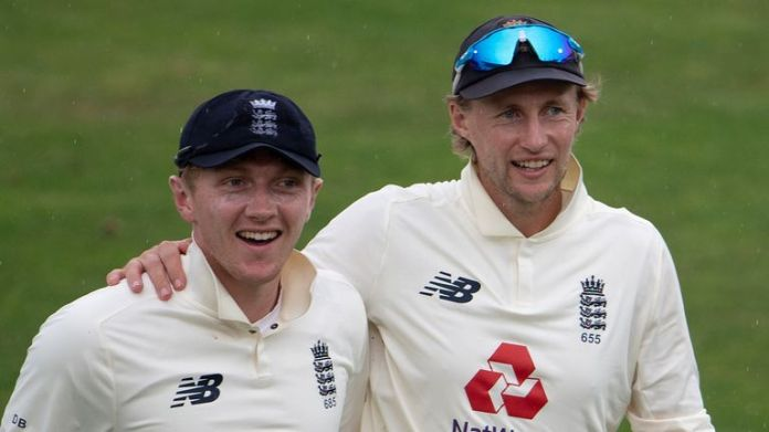 Dom Bess (left), won seven test wickets in his six test heats this summer